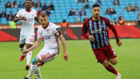 Süper Ligin 22. haftasında oynanan Trabzonspor - Sivasspor maçı , Trabzonsporun 2-1 galibiyetiyle sonuçlandı. Maçı nasıl buldunuz?