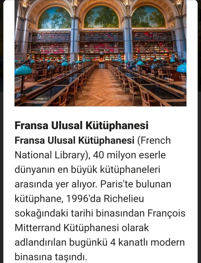 İyi akşamlar 🙋📚 Araştırmayı ve okumayı sevenler: Sizce kütüphanelerin yokluğu ve çokluğu kişileri nasıl etkiler?