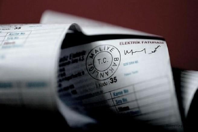 Yatırdığınız elektrik, su, doğalgaz faturalarını saklar mısınız yoksa i̇mha mı edersiniz?