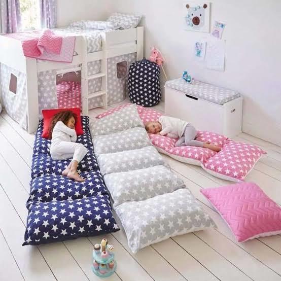 En son ne zaman yer yatağında uyudunuz?