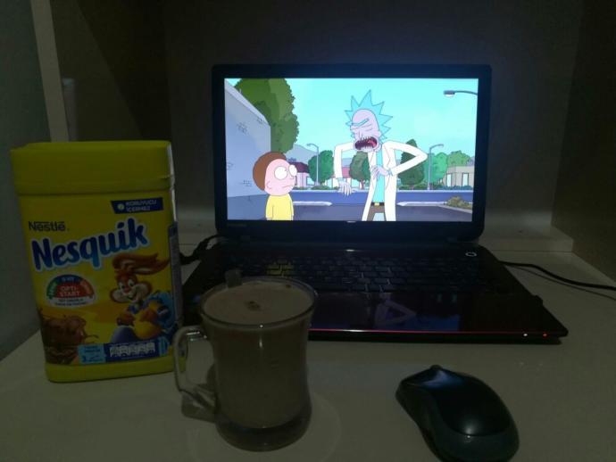 Çikolatalı süt içmeyi seviyor musunuz?