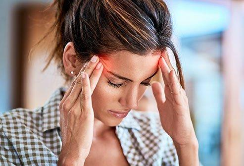Baş ağrısını ne geçirir?