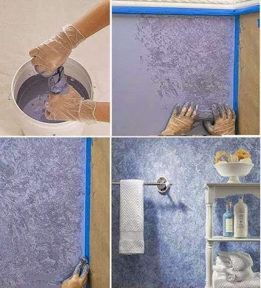 Saç boyamak mı daha zor duvar boyamak mı hangisi daha ustalık istiyor?