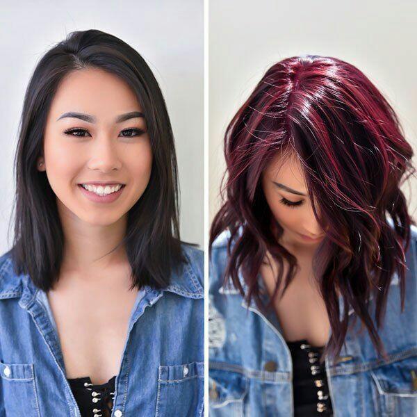 Saçlarını kızıl yapmamak için sebebin var mı?