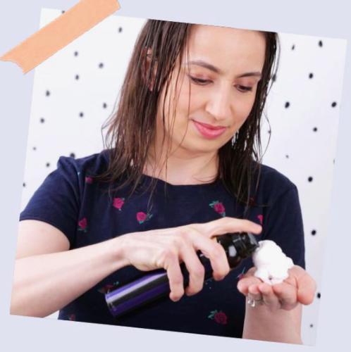 Saçlarınızı şekillendirirken saç köpüğü kullanır mısınız?