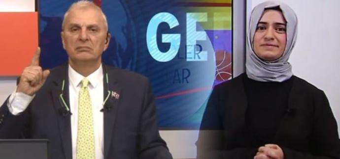 Tele 1 TV Moderatörünün TRT EBAda ki başörtülü öğretmen için kullandığı sözler hakkında ne düşünüyorsunuz?