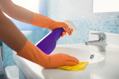 Banyo temizliğinde nasıl bir yol izliyorsunuz?