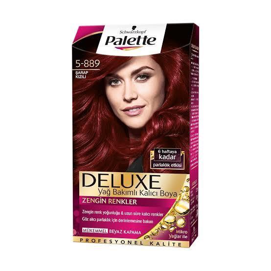 Orta açıklıkta kahverengi saçlarıma şarap kızılı boya sürsem tutar mı?