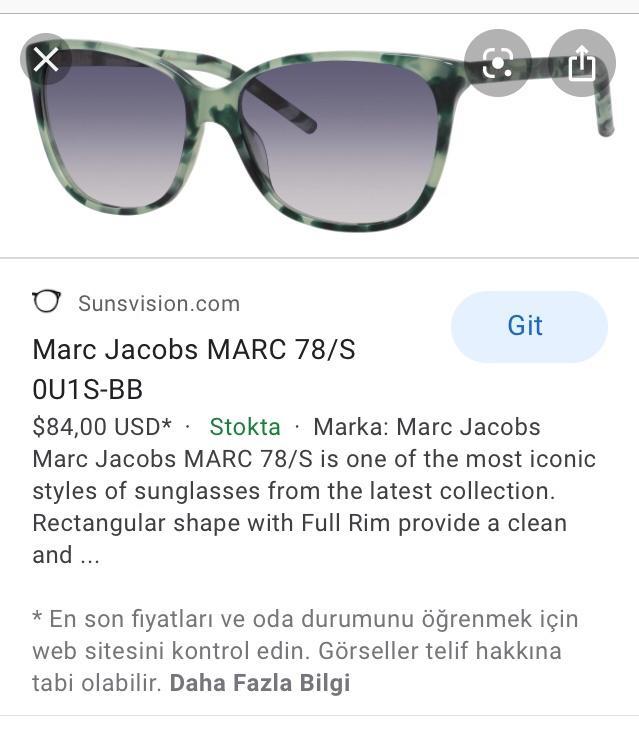 Bu güneş gözlüğü nasıll sizce?