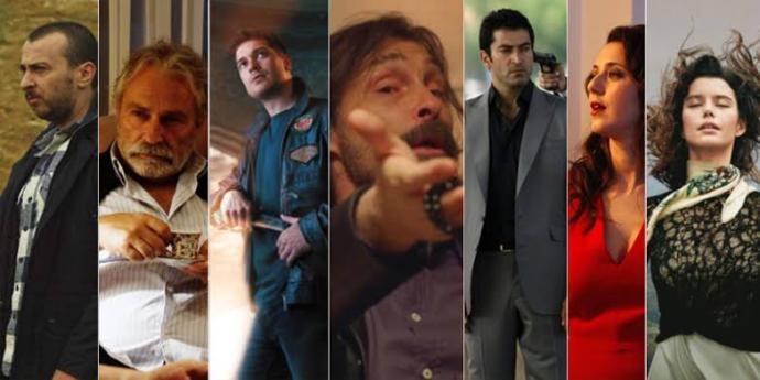 Size en çok beğendiğiniz 3 Türk dizisini sorarsam bana hangilerini sayarsınız?