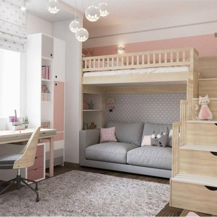 Çocuğun kaç yaşından itibaren kendi odası olmalıdır?