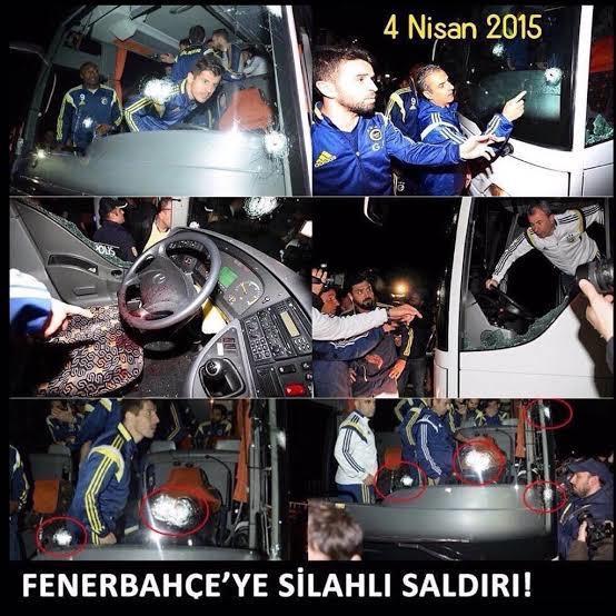 Bugün 4  Nisan  2020. Fenerbahçe otobüsünün kurşunlanmasının üzerinden tam 5 yıl geçti. Failleri hala bulunamadı. Ne düşünüyorsunuz?