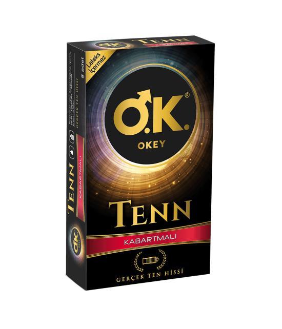 OKEY Tenn Kabartmalı Prezervatif kullanan var mı?