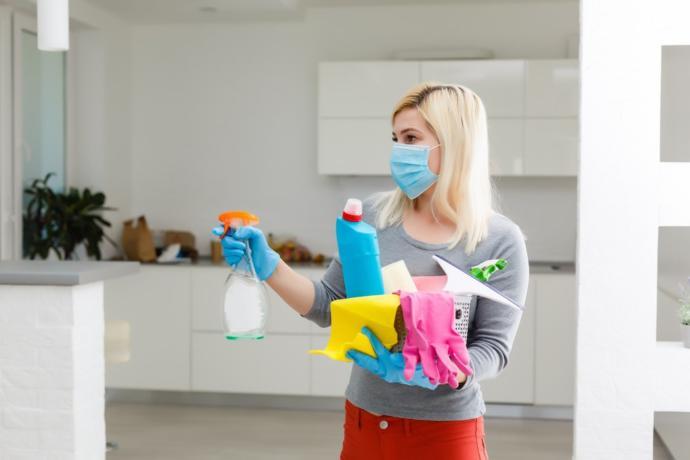 Ev temizliğinde kusursuzluğu arayanlardan mısın?