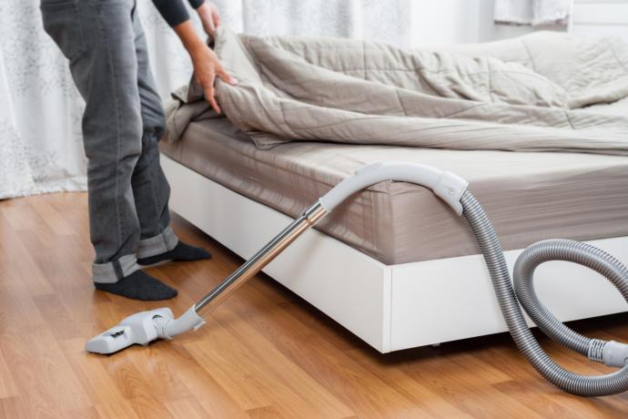 Yatak ve yastıkları kaç günde bir temizliyorsunuz?