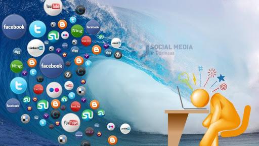Sosyal paylaşım siteleri.