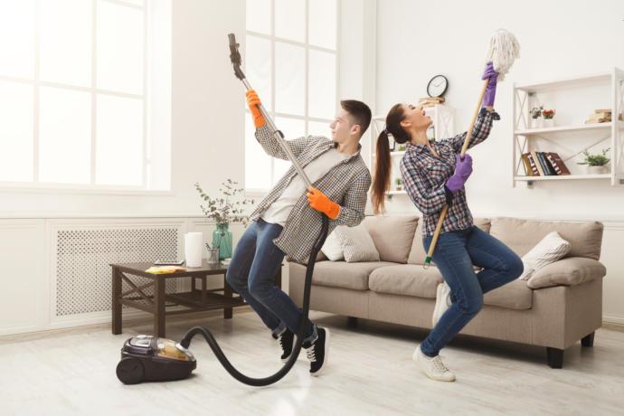 Ev temizliğinde disiplin mi yoksa keyif mi ararsın?