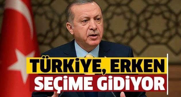 Aarkadaşlar türkiyede erken seçim olursa sizce sayın recep tayyip Erdoğan kazanır mı?