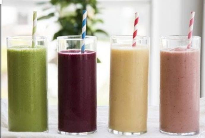 Bildiğiniz güzel smoothie tarifleri var mı, paylaşır mısınız?