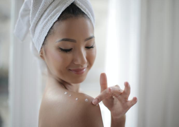 Shower cream nasıl kullanılır