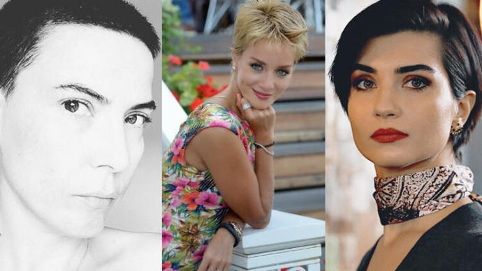 Kısa saçı en çok hangi ünlü kadına yakıştırıyorsunuz?