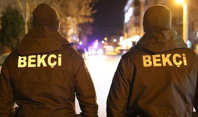 Ankarada çöp atmaya çıkan genç bekçiler tarafından coplarla dövüldü! Bekçilik sistemi gerekli miydi?