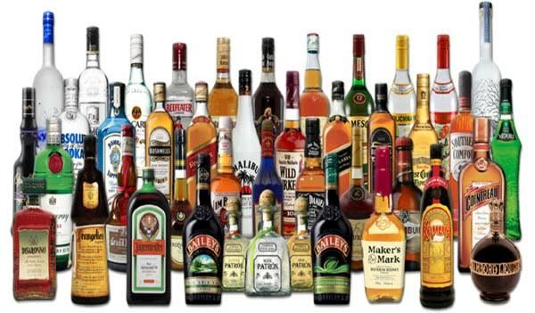 En sevdiğiniz 3 alkol hangileridir?