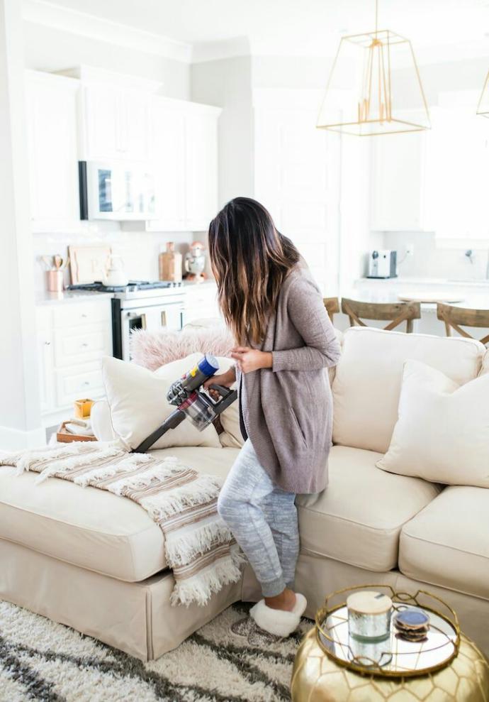 Hangi ev işini yaparken gözünüz hep saatte olur?