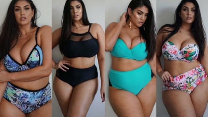 Kilolu insanlar bikini giyebilir mi?