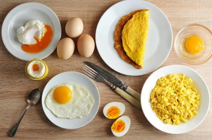 Yumurtanızı nasıl seversiniz😁?