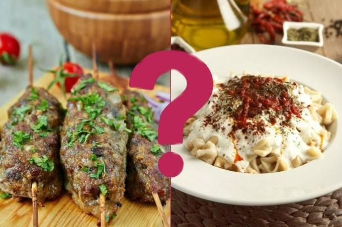 Türk mutfağında en çok hangi yemeği seversiniz?