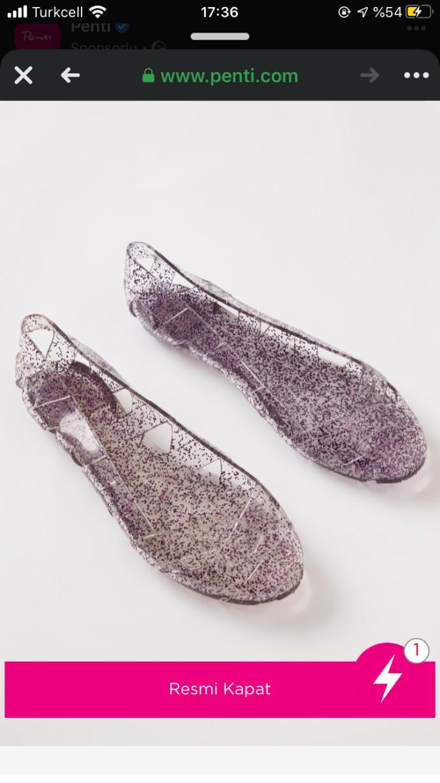 Pentideki deniz ayakkabısı güzel midir?