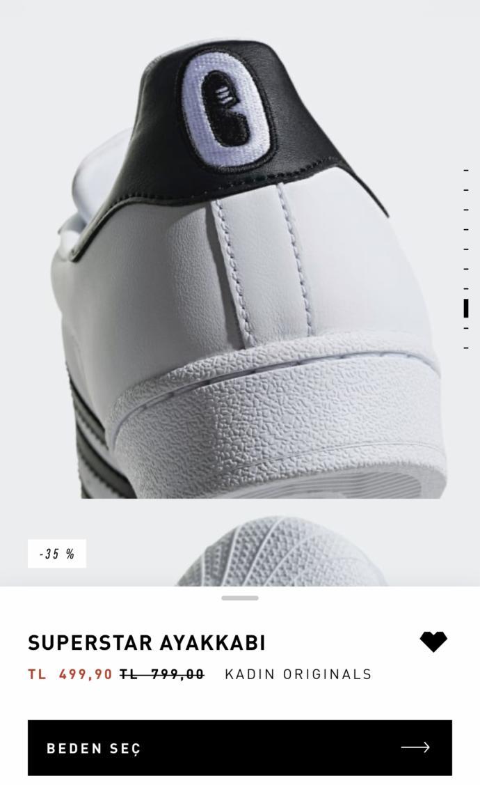 Ayakkabının arkası neden böyle arkadaşlar?