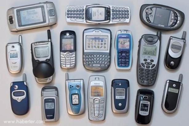 Kullandığınız ilk telefon modeli neydi?