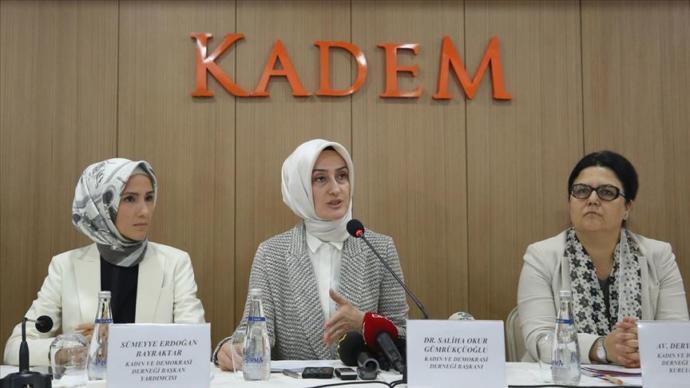 KADEM İstanbul Sözleşmesine sahip çıktı. Türkiye İstanbul Sözleşmesinden ayrılmalı mı?