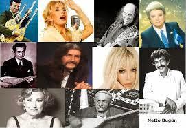 Bugüne kadar gelmiş geçmiş en iyi, en kaliteli sanatçılar kimlerdir?