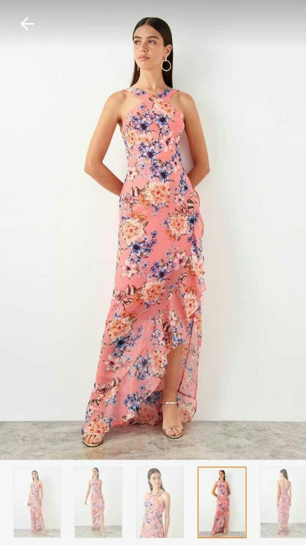 Bu elbise nasıll sizce kızlar?