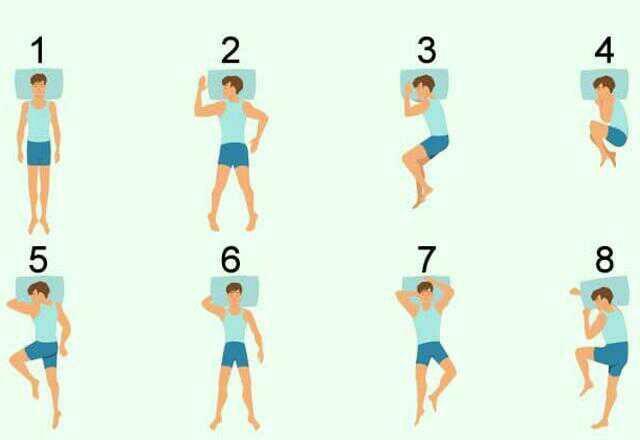 Hangi pozisyonda rahat uyursunuz vede en cok tercih edersiniz?