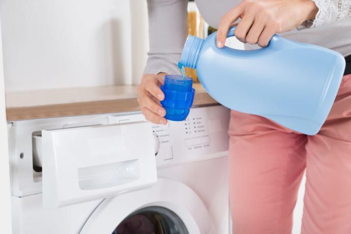 Çamaşır makinesine deterjan ne kadar konulmalı?