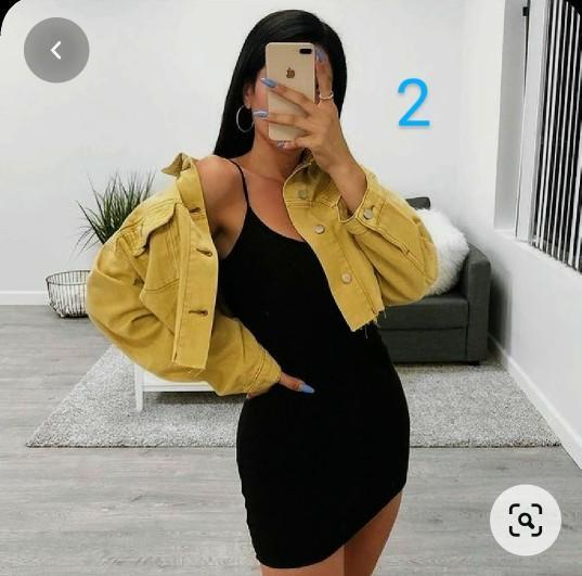 Hangi ceketle daha güzell?