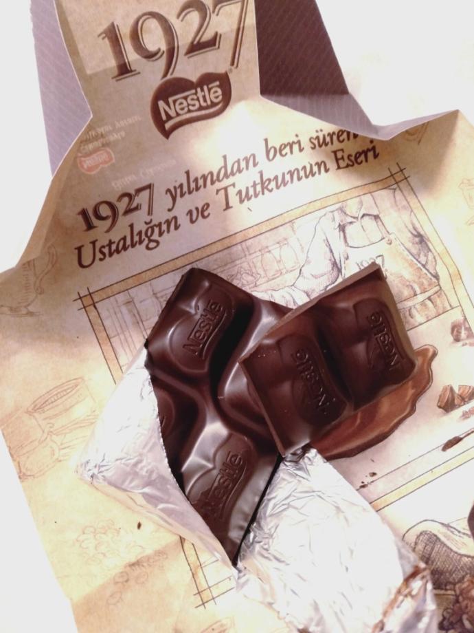 Çikolata yerine geçebilen bir şey söyleyin?