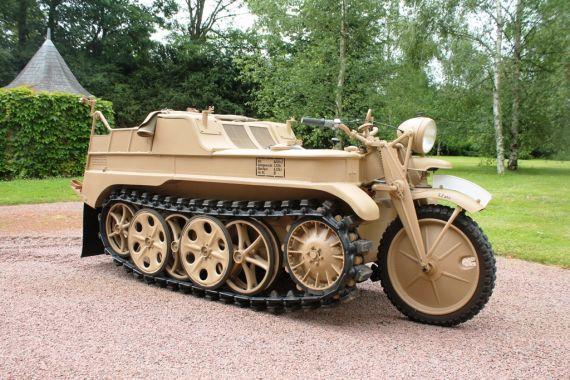 Böyle bir hibrit araç gördünüz mü?