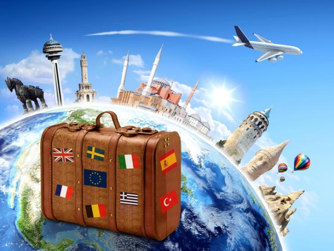 Sırt çantanızı alıp nereye seyahat etmek isterdiniz?