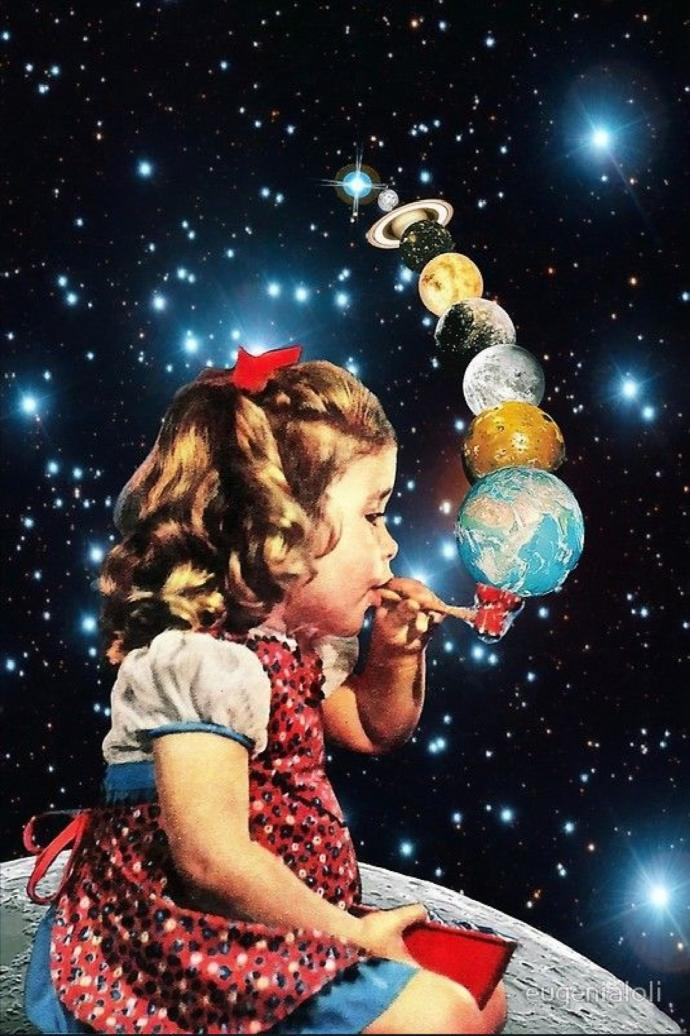 Uzaya düşseniz yanınıza alacağınız üç şey ne olurdu?