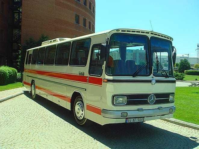 Mercedes O302 marka otobüsler uzun yola çıkar mı?