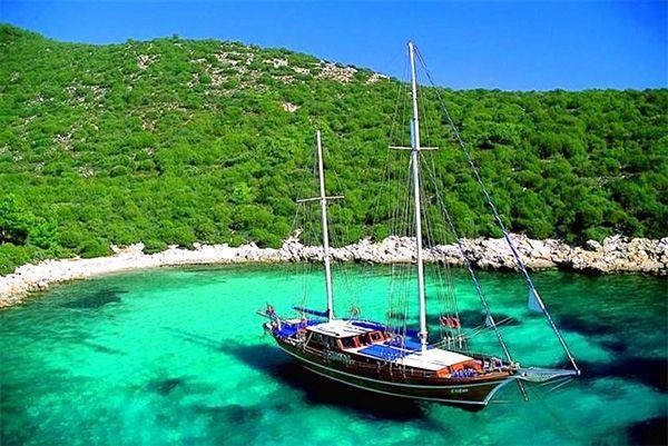 Tatilinizi karaya ayak basmadan geçirebilir misiniz?