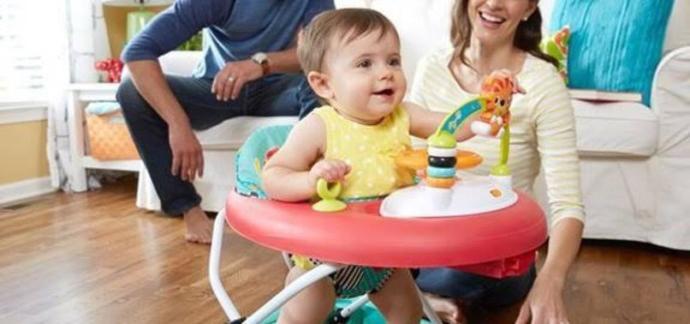 Bebeklerde yürüteç kullanımını sağlıklı buluyor musunuz?