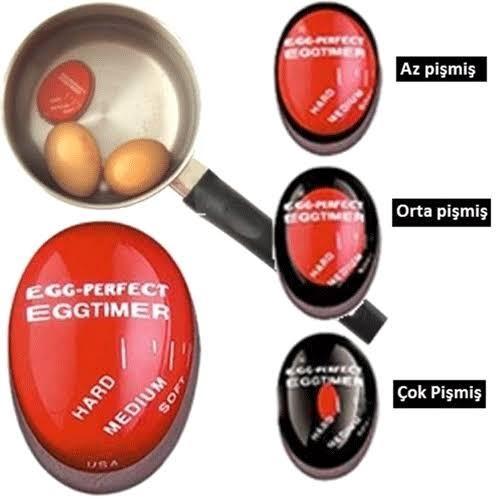 Yumurta zamanlayıcısı kullanan var mi?