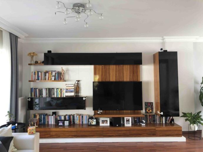 Önlem amacıyla evdeki tüm mobilyaları duvara monte ettik. Sizin mobilyalarınızı sabitlediniz mi?