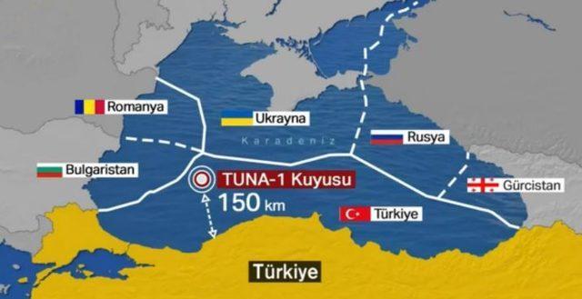 Karadenizde bulunan doğal gaz rezervi 405 milyar metrekübe çıktı. Sizce enerji piyasasında sözü geçen bir ülke olur muyuz?